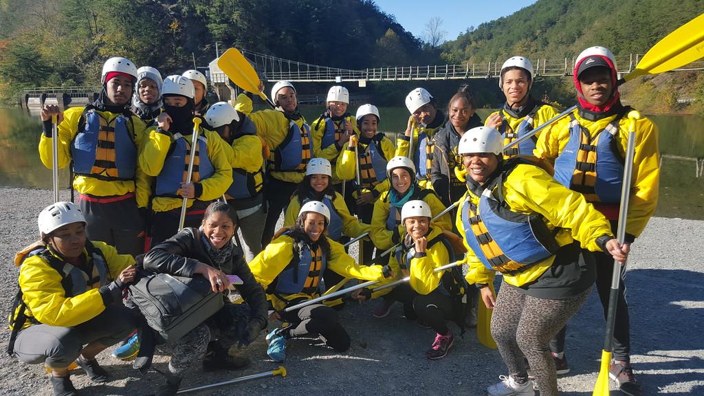 2015-16 Senior White Water Rafting
