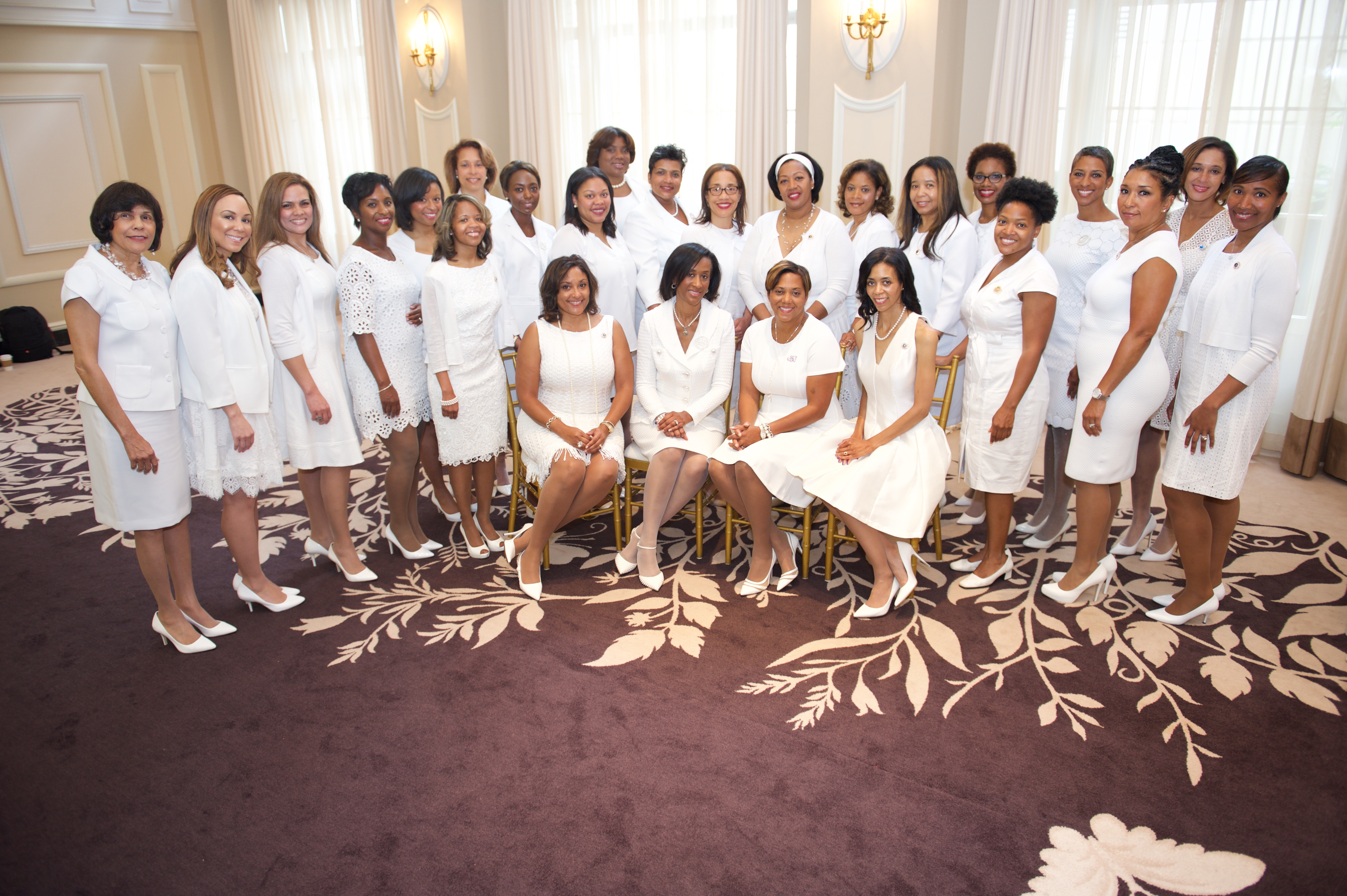 2016 Mother's Luncheon with NP Tammy King